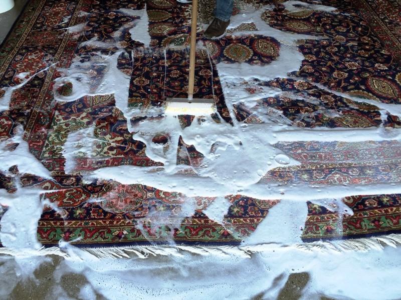 Heritage Oriental Rug Cleaning Maryland