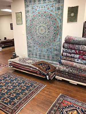 oriental rug showroom montgomery county md